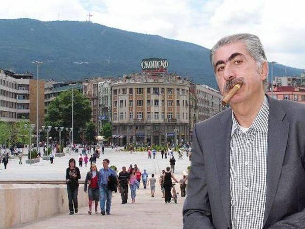 Συνελήφθη στα Σκόπια ο Ψωμιάδης