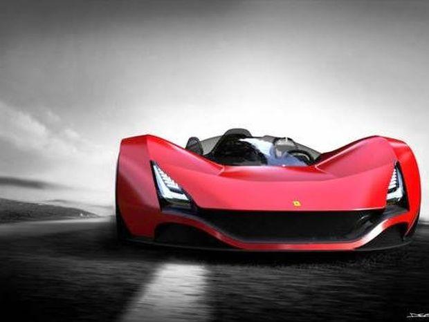 Ferrari: γένους θηλυκού;