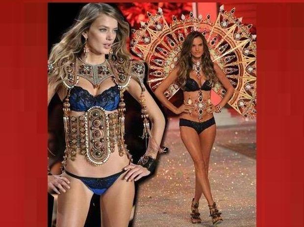 Τα αγγελάκια της Victoria's Secret άναψαν φωτιές