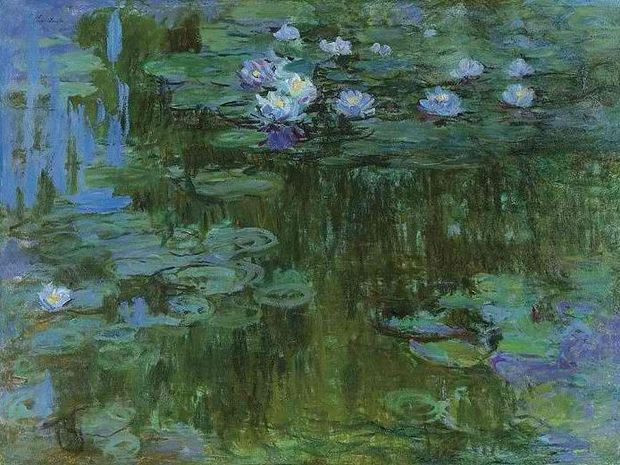 Claude Monet (Μονέ) – Το μεγαλείο της απλότητας