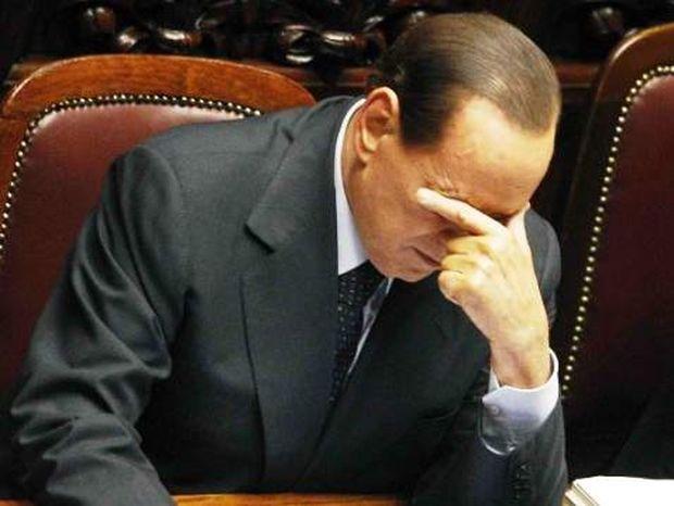O Silvio, o George και η Elisabetta…