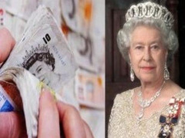 Φωτογραφία-Σοκ!Η κρίση χτύπησε και την βασίλισσα!