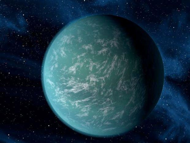 Μια φορά κι έναν καιρό, ήταν μια δίδυμη Γη