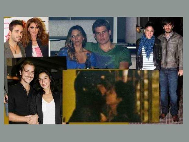 Οι πιο πολυσυζητημένοι έρωτες του 2011!