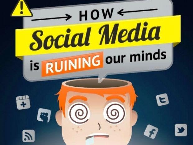 Δείτε πως τo Facebook καταστρέφει τον εγκέφαλο μας!