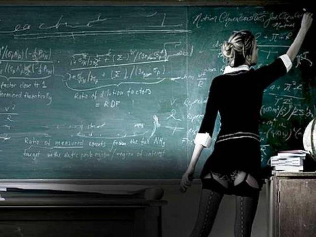 Τα αφροδισιακά κόλπα από τη δασκάλα