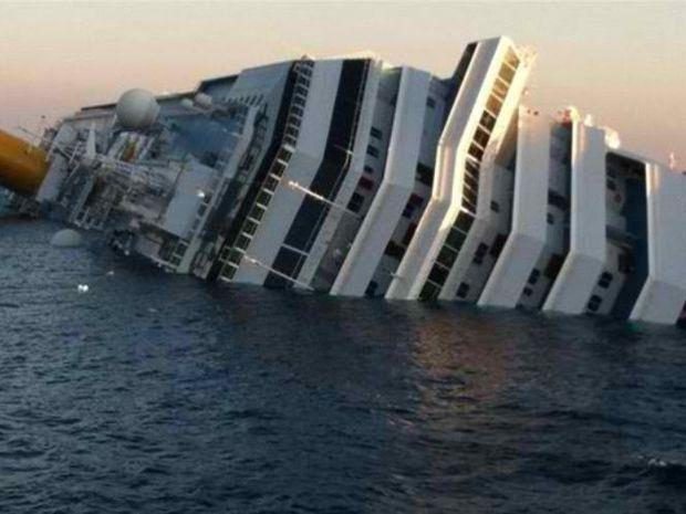 «Παρασκευή και 13» για το Costa Concordia