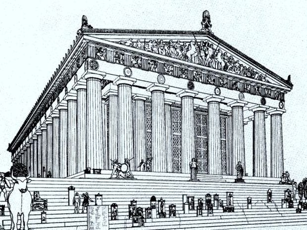 ΣΟΚ! Νοικιάζεται ο Παρθενώνας και τα άλλα μνημεία της Ελλάδας!