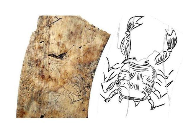 Ανακαλύφθηκε ο παλαιότερος αστρολογικός πίνακας στον κόσμο