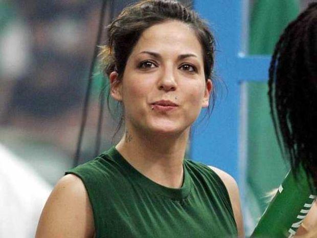Το... πράσινο χρώμα στο Dancing on Ice