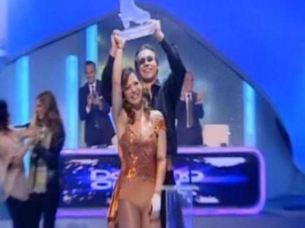 Ιωάννα Πηλιχού - Η νικήτρια του Dancing on Ice