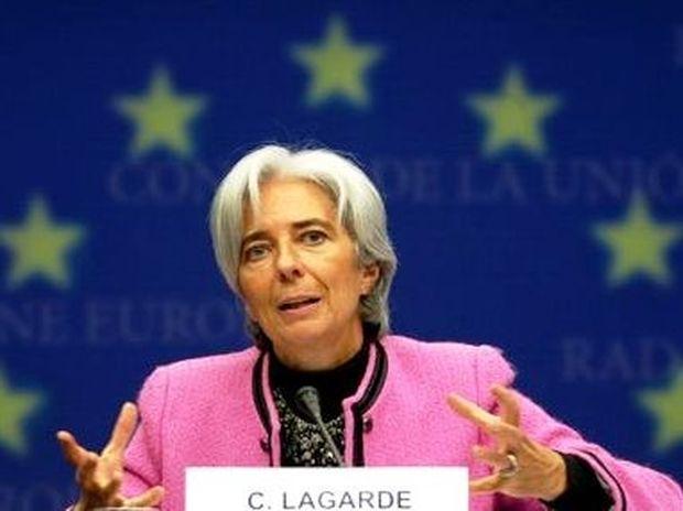 Λαγκάρντ: «Ας είμαστε ρεαλιστές, η Ελλάδα είναι σε εξαιρετικά δύσκολη κατάσταση»