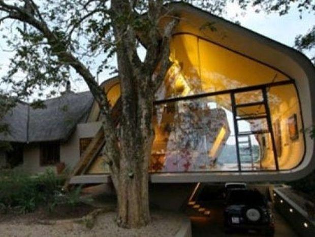 Ένα σπίτι για μοντέρνα Χόμπιτ