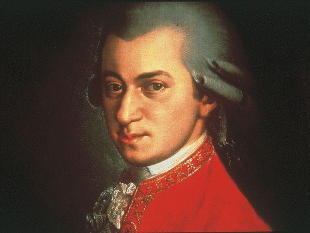 Wolfgang Amadeus Mozart – Σαν να λέμε συμπαντική ιερή μουσική