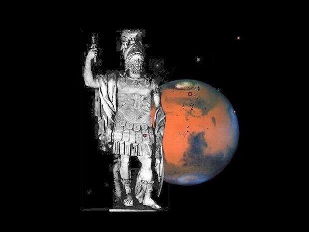 Γρήγορα, άμεσα και δυνατά - Ο Άρης στους δώδεκα οίκους