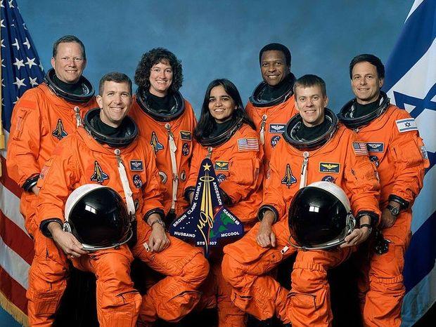 Η τελευταία πτήση του Space Shuttle Columbia