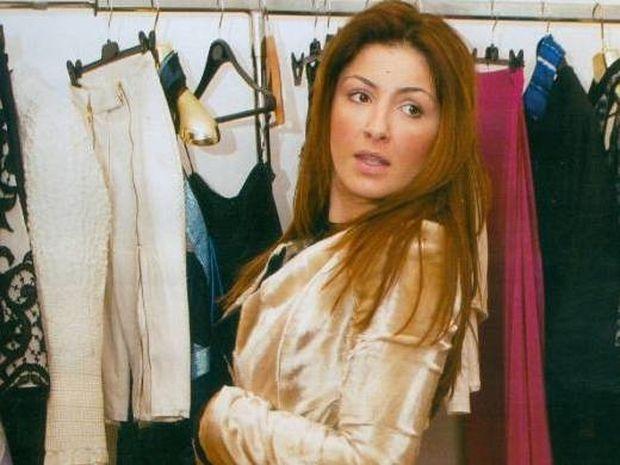 Όταν η Έλενα Παπαρίζου διαλέγει ρούχα!