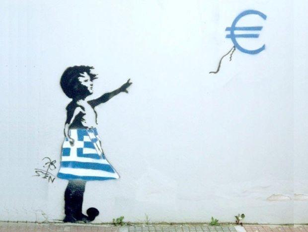 Facebook: Η φωτογραφία με το Ελληνόπουλο και το ευρώ