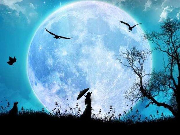 Η καθημερινή επιρροή της Σελήνης από 8 έως 10/2