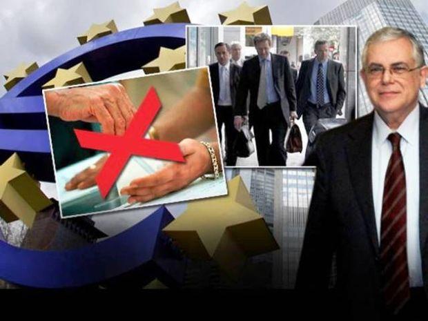 Ματαίωση των εκλογών και εξάντληση της τετραετίας με Παπαδήμο