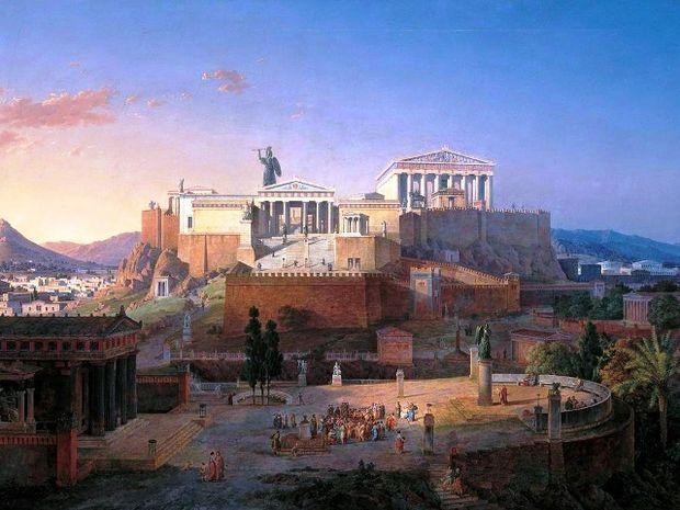 Γκαντ Λέρνερ: «Ελλάδα είμαστε όλοι εμείς»