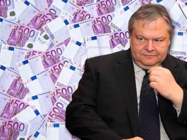 Ιδού τα 325 εκατ. ευρώ κύριε Βενιζέλο