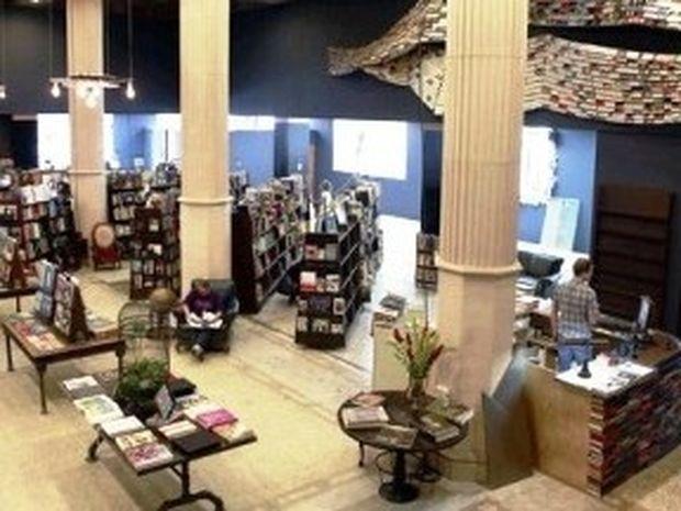 Tα 20 ομορφότερα βιβλιοπωλεία στον κόσμο