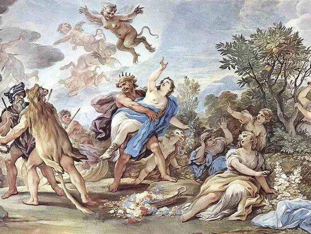 H Δήμητρα (Ceres) στην Uranian, μέρος Δ΄