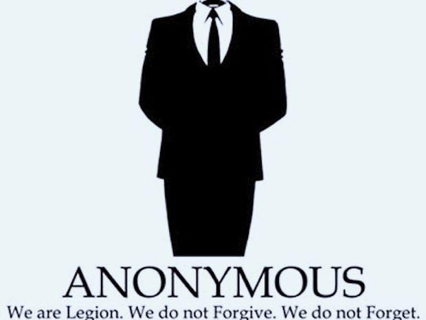 Τα μηνύματα υποστήριξης των Anonymous προς τους Ελληνες συνεχίζονται
