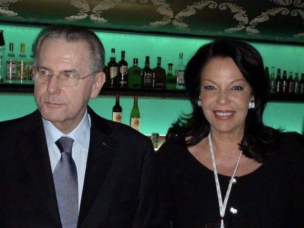 Η ΔΟΕ τίμησε την Κ. Παναγοπούλου