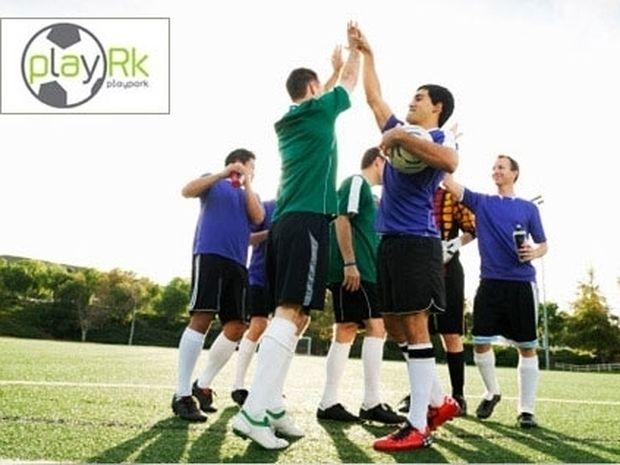 Προπόνηση για τους νέους αστέρες του ποδοσφαίρου!