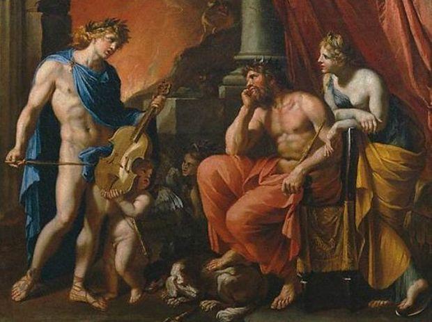 Οι Ορφικοί και η Ελληνική Προϊστορία