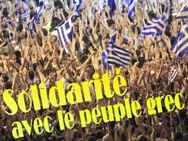 Γαλλία: Συνεχίζονται οι εκδηλώσεις υποστήριξης του ελληνικού λαού
