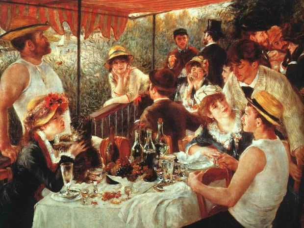 Renoir – Ο ιεραπόστολος του ιμπρεσιονισμού