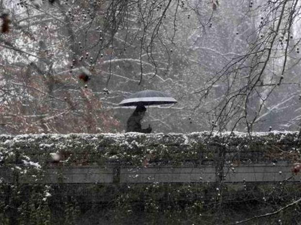 Έρχονται καταιγίδες και χιόνια σε όλη τη χώρα