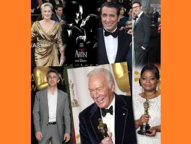 Αυτοί είναι οι νικητές των βραβείων Oscar του 2012