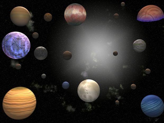 Γνωριμία με τους υποθετικούς πλανήτες της Uranian