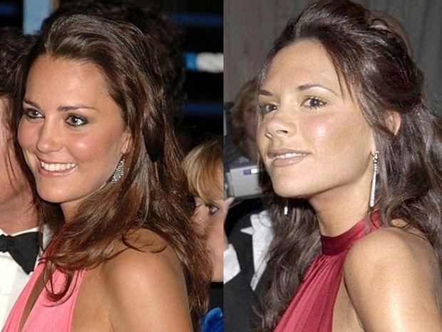 H Kate Middleton αντιγράφει την Victoria Beckham;