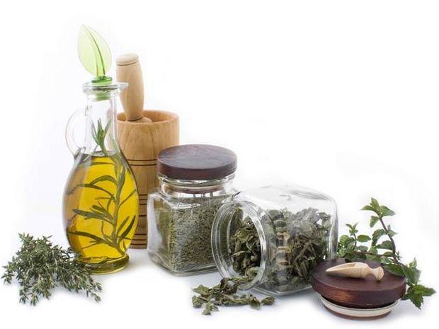 Βότανα- Οι θεραπευτικές δυνάμεις της φύσης