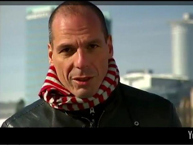 Το βίντεο που πρέπει να δείτε: Ο Γιάννης Βαρουφάκης μιλά στο Channel 4