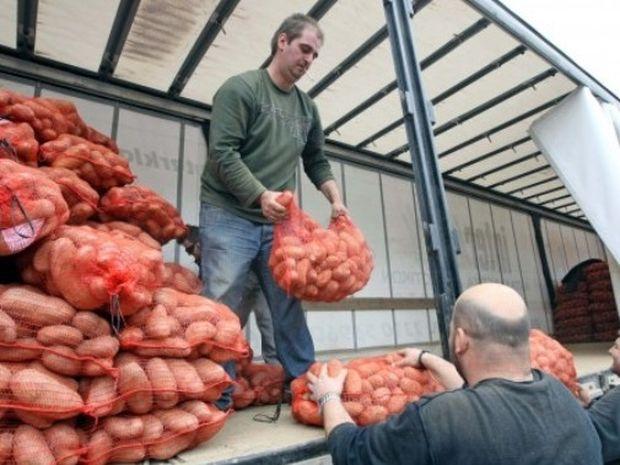 Πέντε μεγάλοι Δήμοι της Αθήνας ενώνονται και προσφέρουν φθηνή πατάτα!