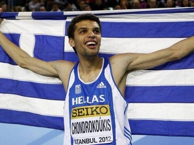 Χονδροκούκης: «Ηξερα ότι μπορώ να πάρω το χρυσό» (photos+video)