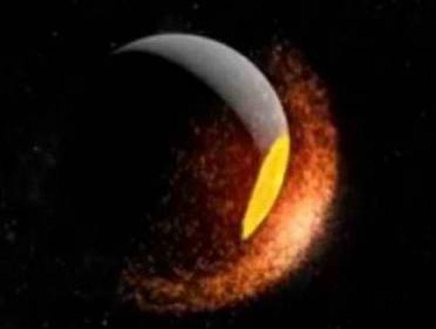Η εξέλιξη της Σελήνης σε ένα βίντεο
