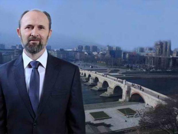 Πάλι προκαλεί ο δήμαρχος των Σκοπίων