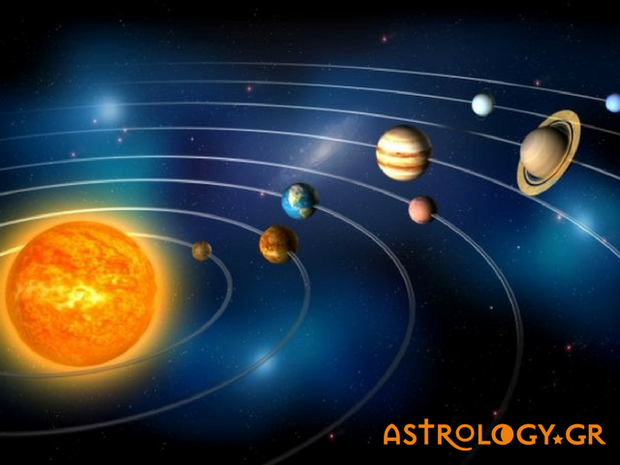 Οι πλανήτες στην αστρολογία, από τη Μπέλλα Κυδωνάκη