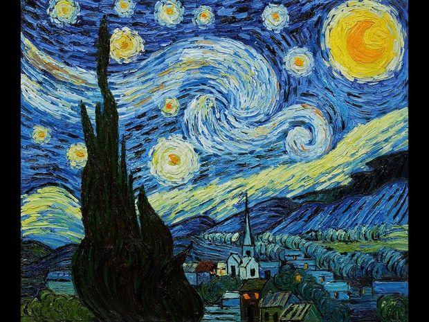 Vincent van Gogh – Το ψυχόδραμα της ζωγραφικής