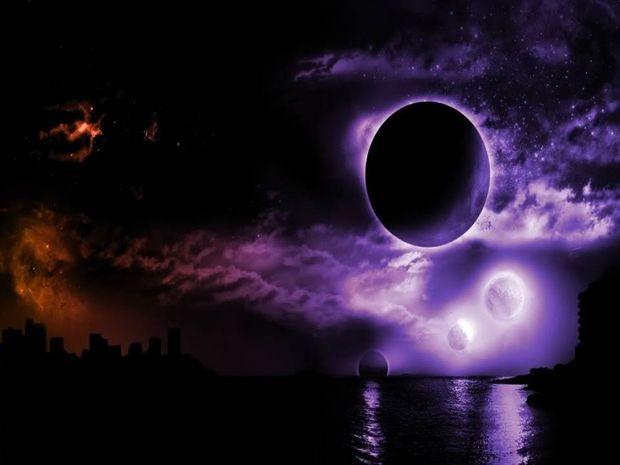Το μαύρο φεγγάρι του έρωτα…