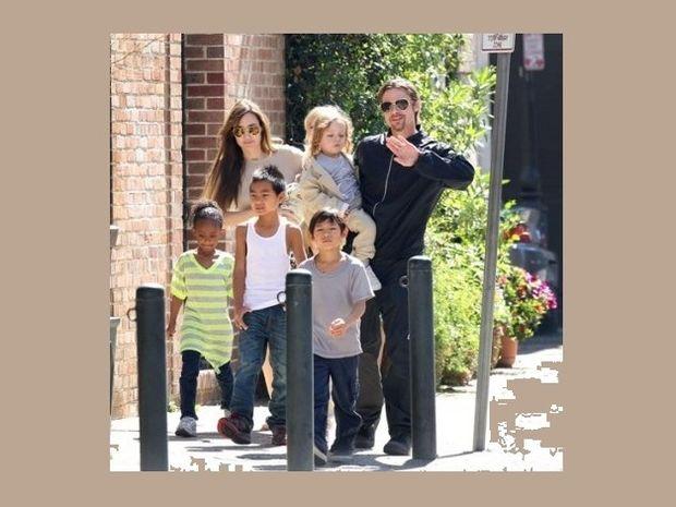 Με ποια είναι ερωτευμένος ο Maddox (και κάνει έξαλλη την Jolie);