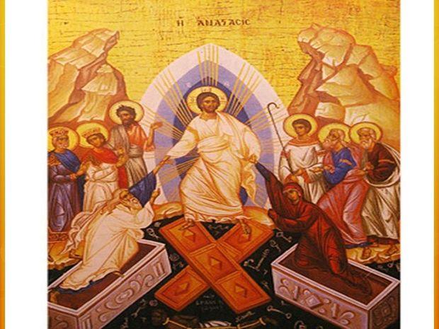 Η Λαμπρή Κυριακή της Ανάστασης