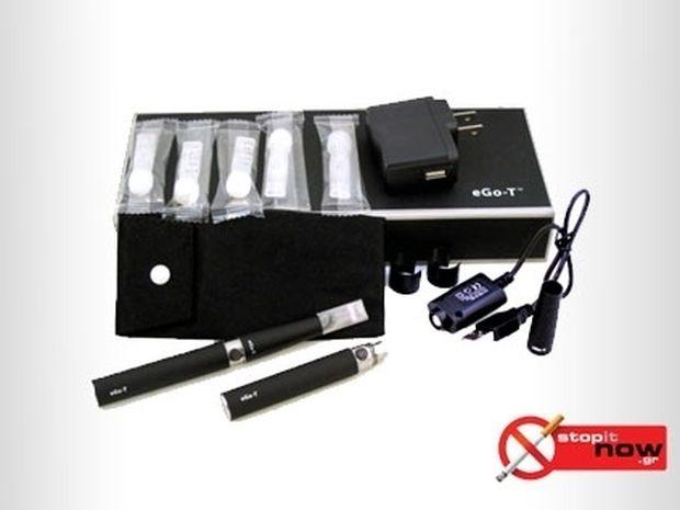39€ για 2 ηλεκτρονικά τσιγάρα eGo-T 650 mah με δωρεάν αποστολή σε όλη την Ελλάδα …και καπνίστε άφοβα!